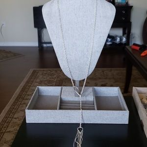 Chloe +Isabel Lariat Style Necklace